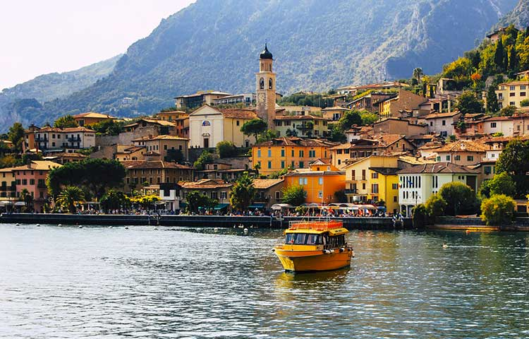 Tour of Lake Garda